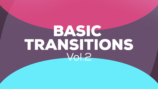 Wobbly Vector Basic Transitions